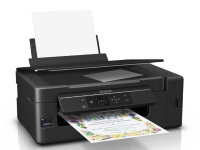 Epson L495 - Multifunction printer - Printer / Scanner / Copier