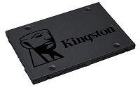Kingston SSDNow A400 - Solid state drive - 480 GB