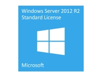 Microsoft Windows Server 2012 R2 Standard - License - 1 server (up to 2 CPU/2 VOSEs)
