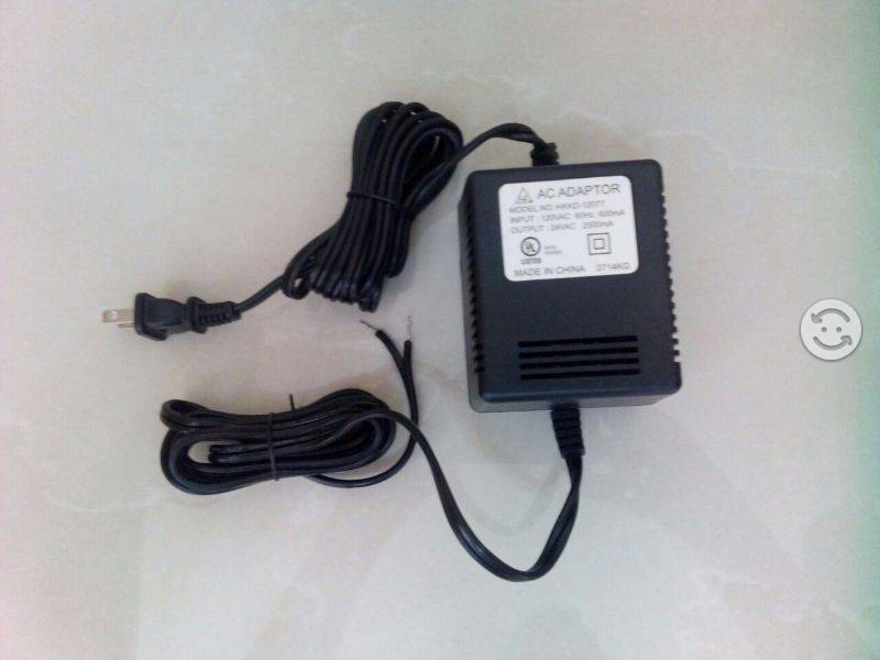 Hikvision - Power supply - AC24V/2.5A