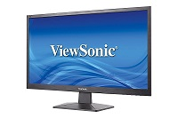 ViewSonic va2407h - LED-backlit LCD monitor - 23.6""