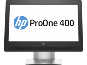 "PC HP AiO ProOne 400 G2 20"" Ci3-6100 8G 1T DVD Win10h 3/3/3"