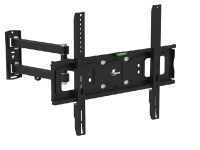 Xtech - Wall mount bracket - Tilt/Swivel 32-55""