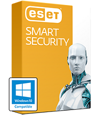 ESET NOD32 ESET Smart Security - License and media - CD-ROM (DVD-box)