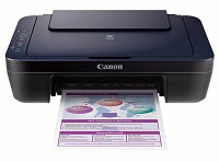 Canon PIXMA E402 - Multifunction printer - color
