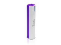 Klip Xtreme - Battery charger - 2600mAh-USB-Torch-PR