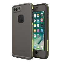 LifeProof Fre - Protective waterproof case for cell phone - second wind gray