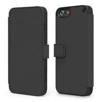 PureGear Express Folios Gen 2 Black/Gray iPhone 7/6s/6